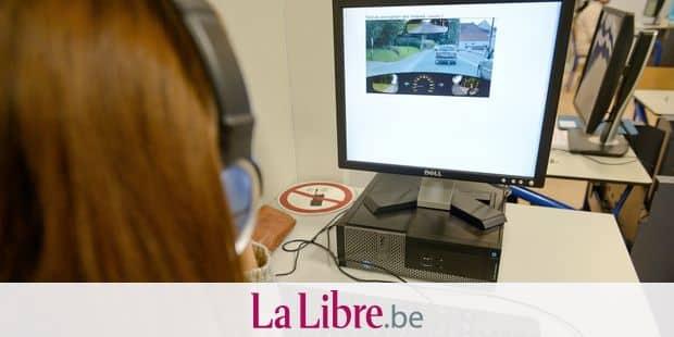 Marie de Baecker - porte parole GOCA: lancement d'un logiciel de simulation et de prévention du risque auto