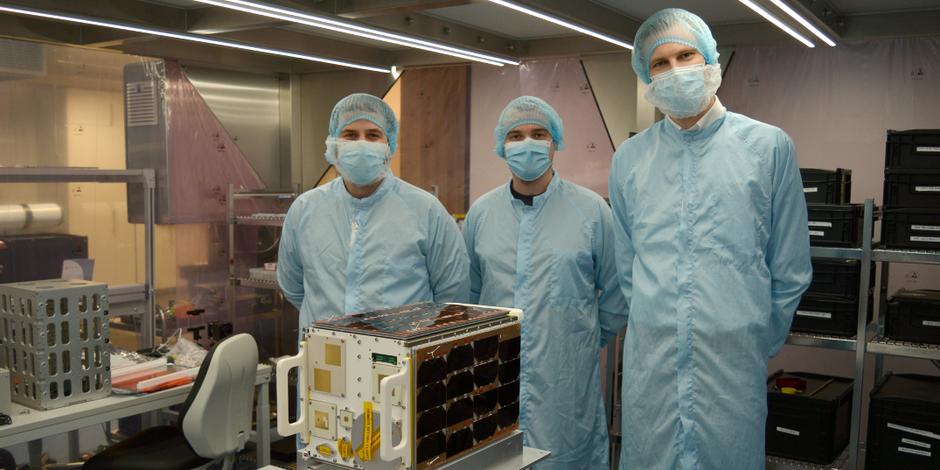 """Aerospacelab veut créer un """"écosystème des données géospatiales"""" en Wallonie"""