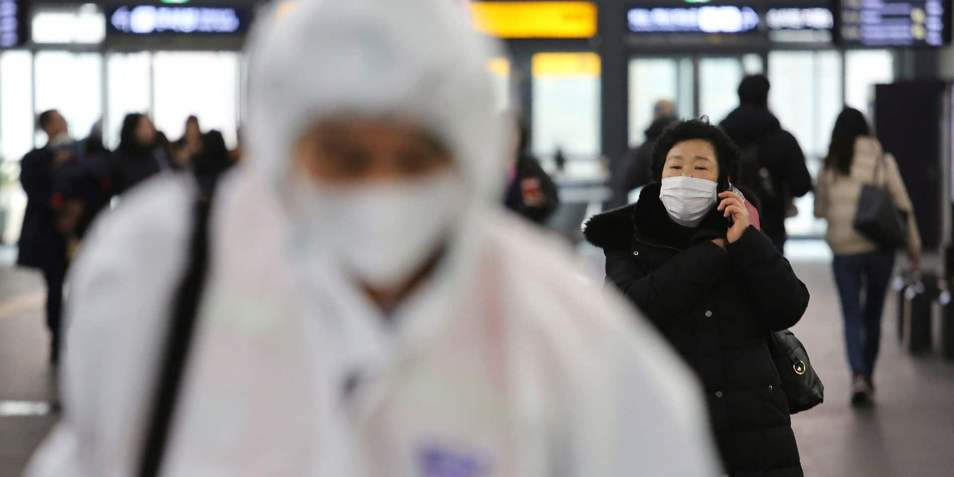 Chine: 2e mort confirmé en dehors du berceau de l'épidémie