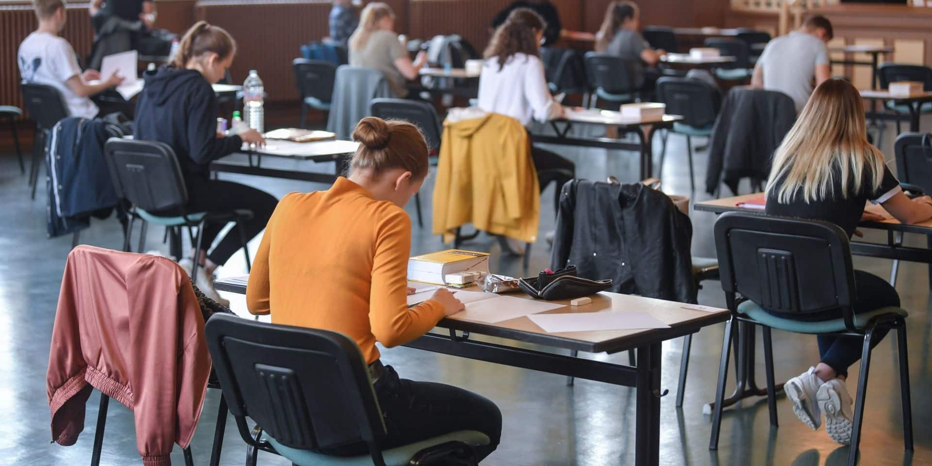 Quelque 4.000 étudiants passeront leurs examens à l'Ancienne Belgique