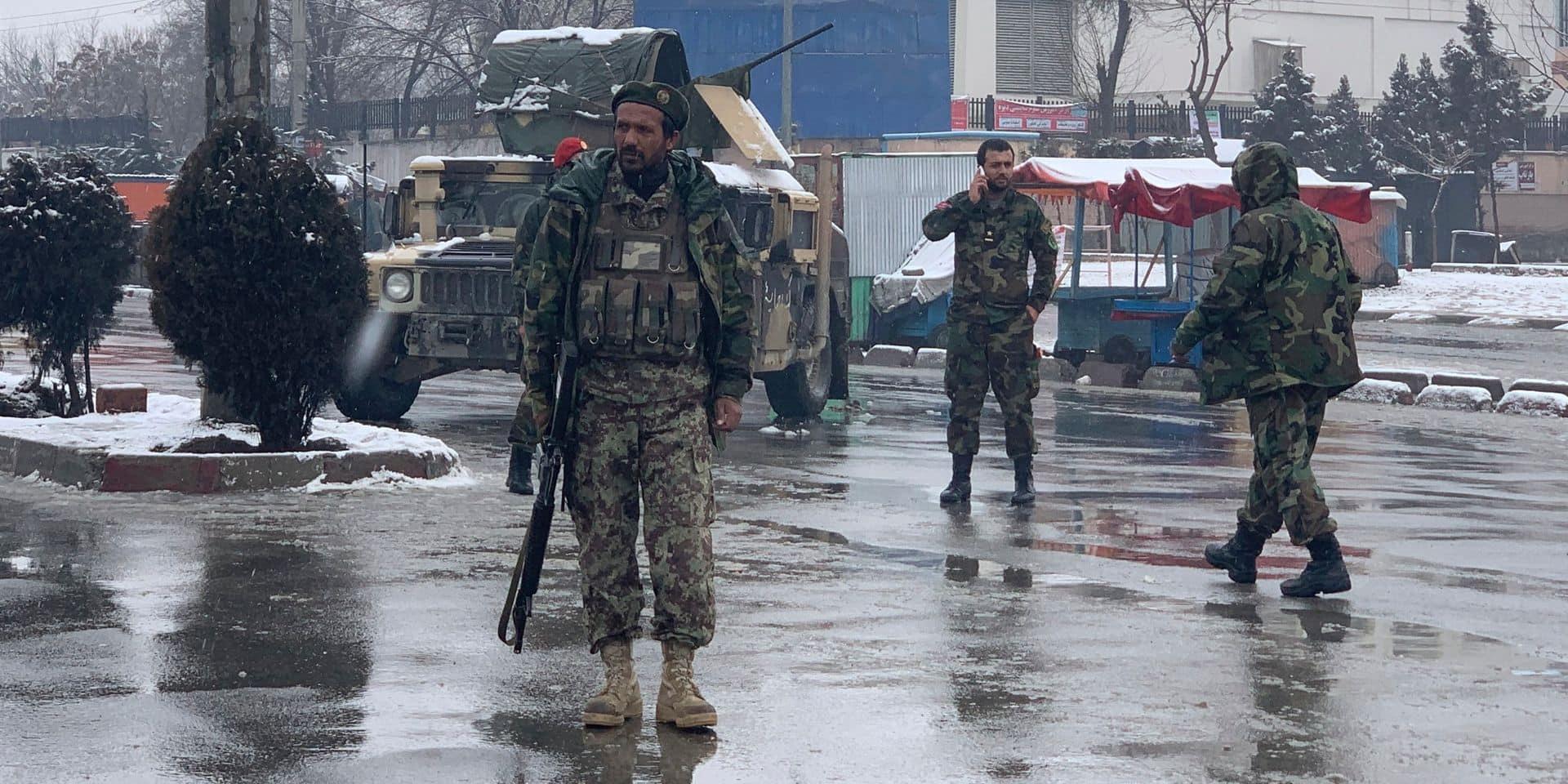 Afghanistan: des victimes civiles dans un attentat suicide à Kaboul