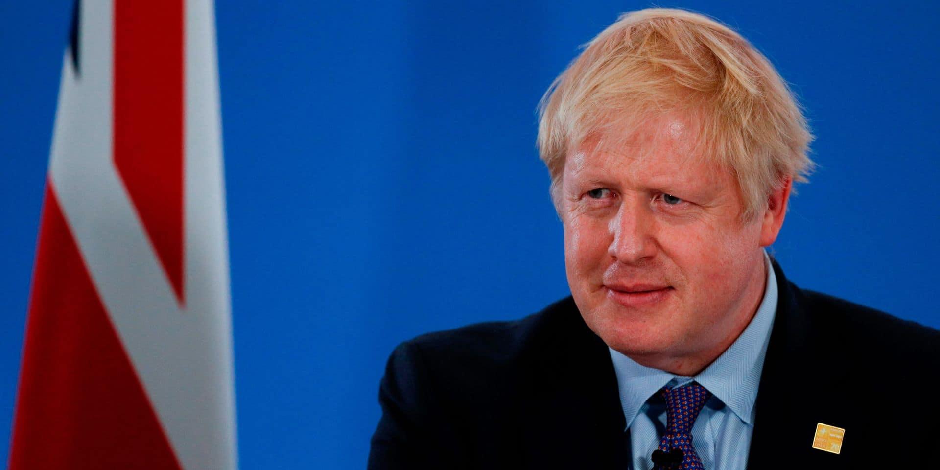Pour Boris Johnson, le Brexit aura un effet sur la libido des Britanniques