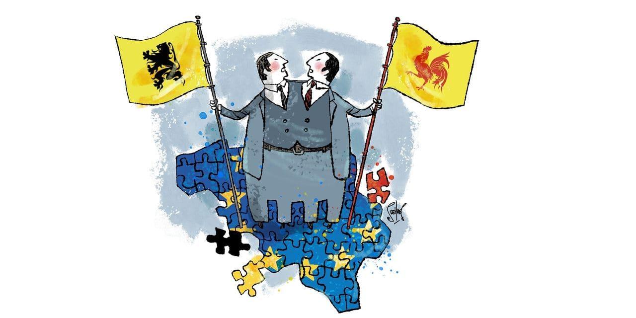 Les Belges sont invités à suivre une nouvelle forme de patriotisme : celle de forger l'unité européenne