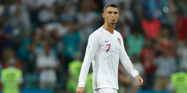 """Ronaldo: """"Pas le moment de parler de l'avenir"""" - La Libre"""