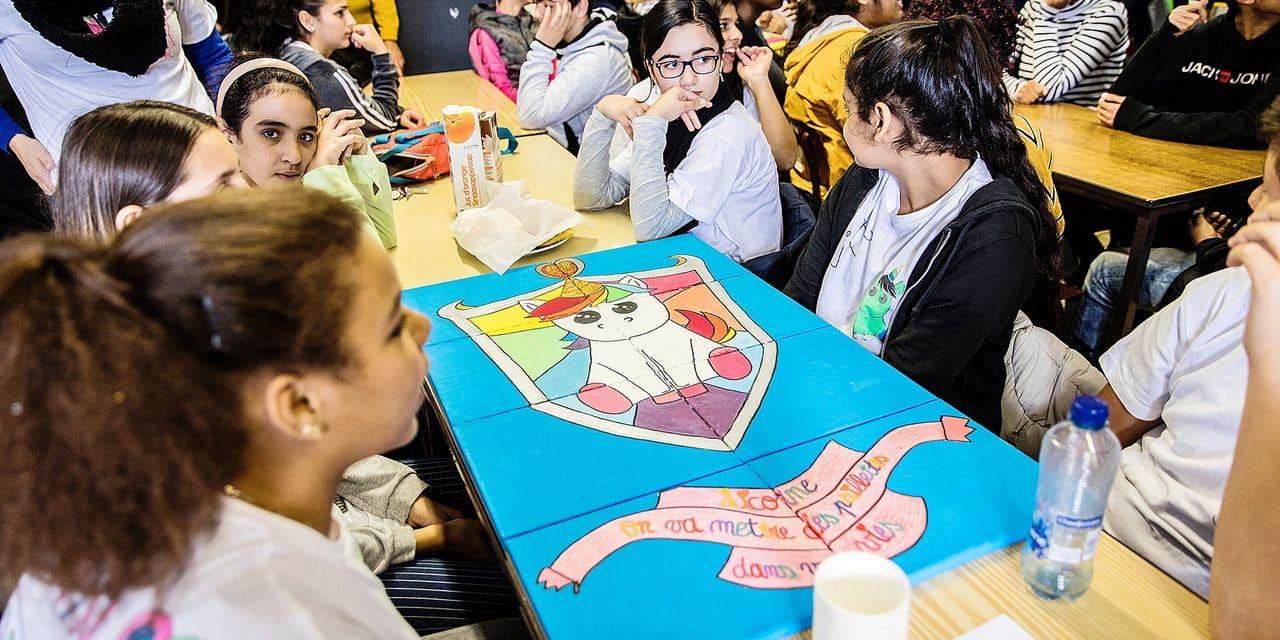 """A Liège, un projet éducatif inspiré par """"Harry Potter"""""""