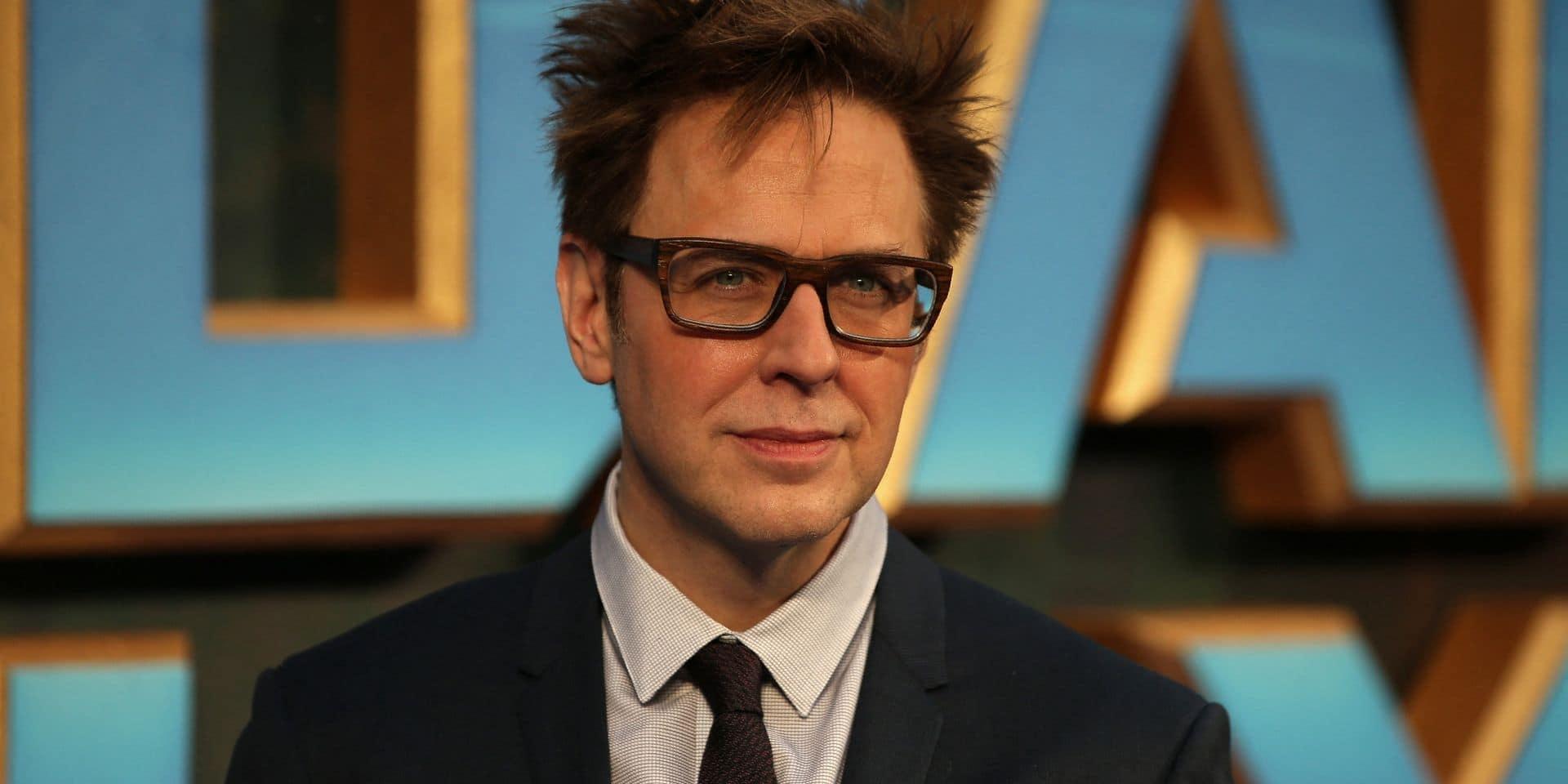 """Une vidéo filmée avec un drone séduit le scénariste américain James Gunn : """"C'est incroyable"""""""