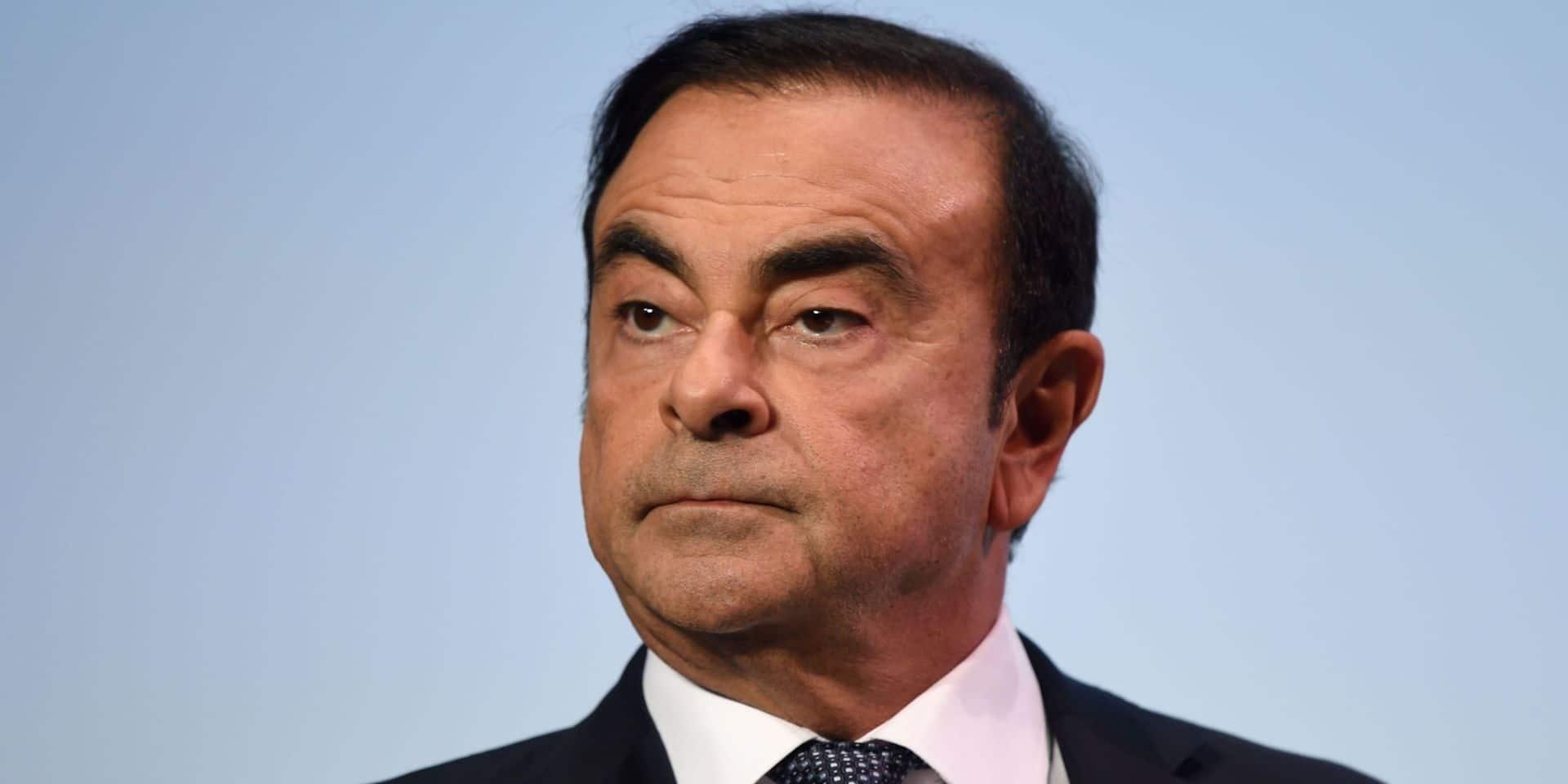Le fisc français frappe Carlos Ghosn au porte-monnaie: un déménagement qui risque de lui coûter (très) cher