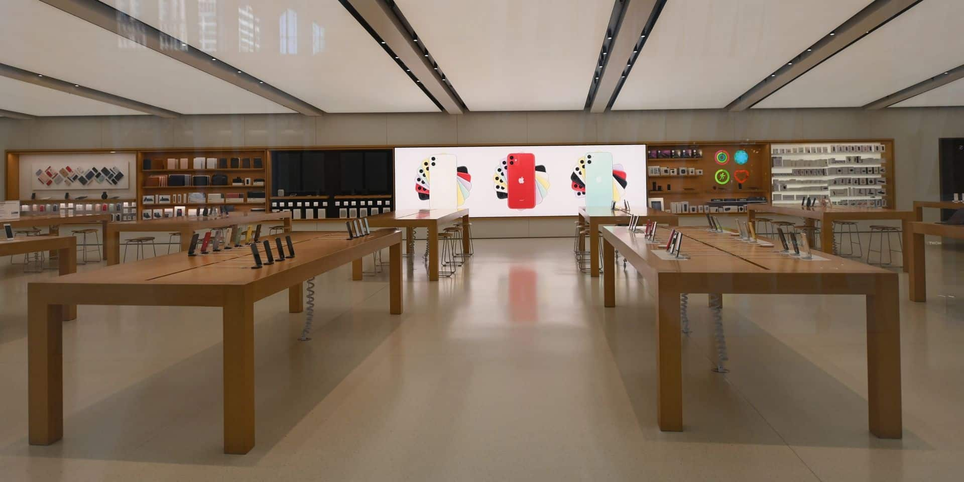 Coronavirus : Apple va rationner la vente en ligne de ses iPhones