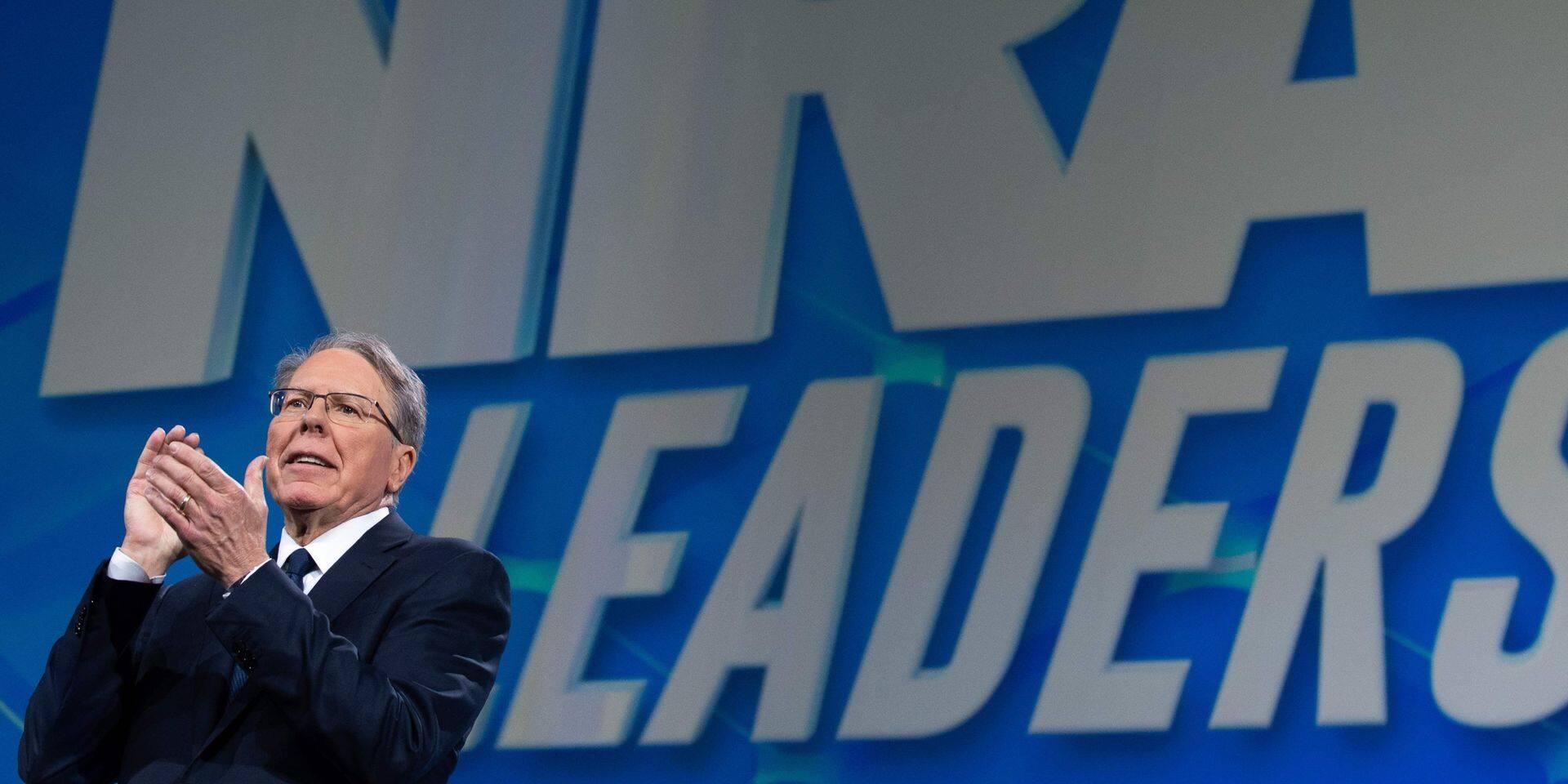 La procureure de New York veut dissoudre la puissante NRA