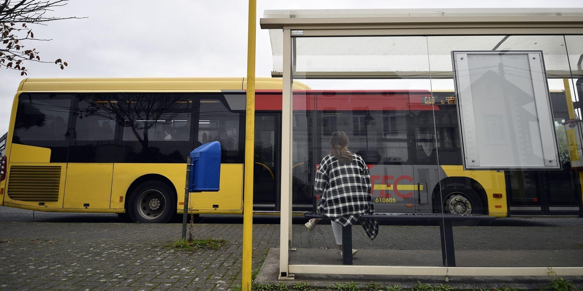 Le TEC serre la vis face au coronavirus : maximum 5 personnes par bus