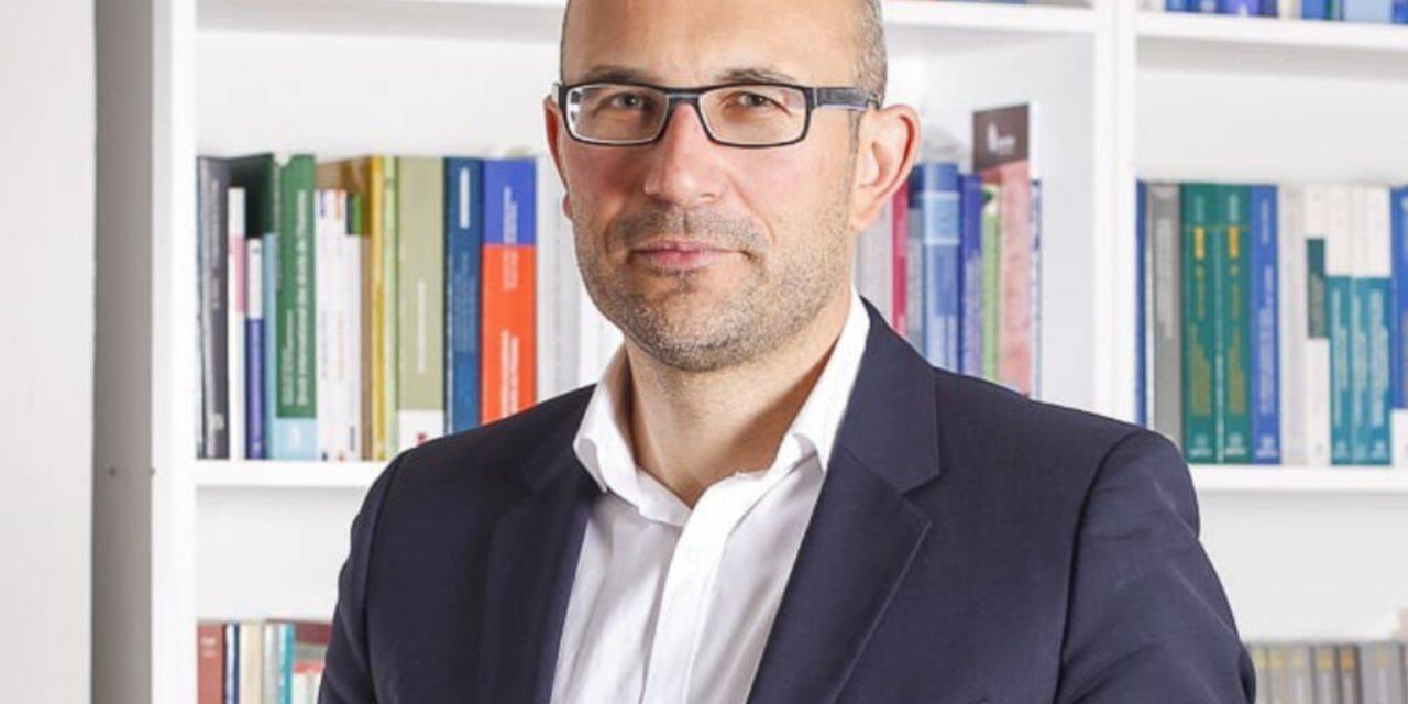 Qui est Frédéric Krenc, le nouveau juge belge à la Cour européenne des droits de l'Homme?