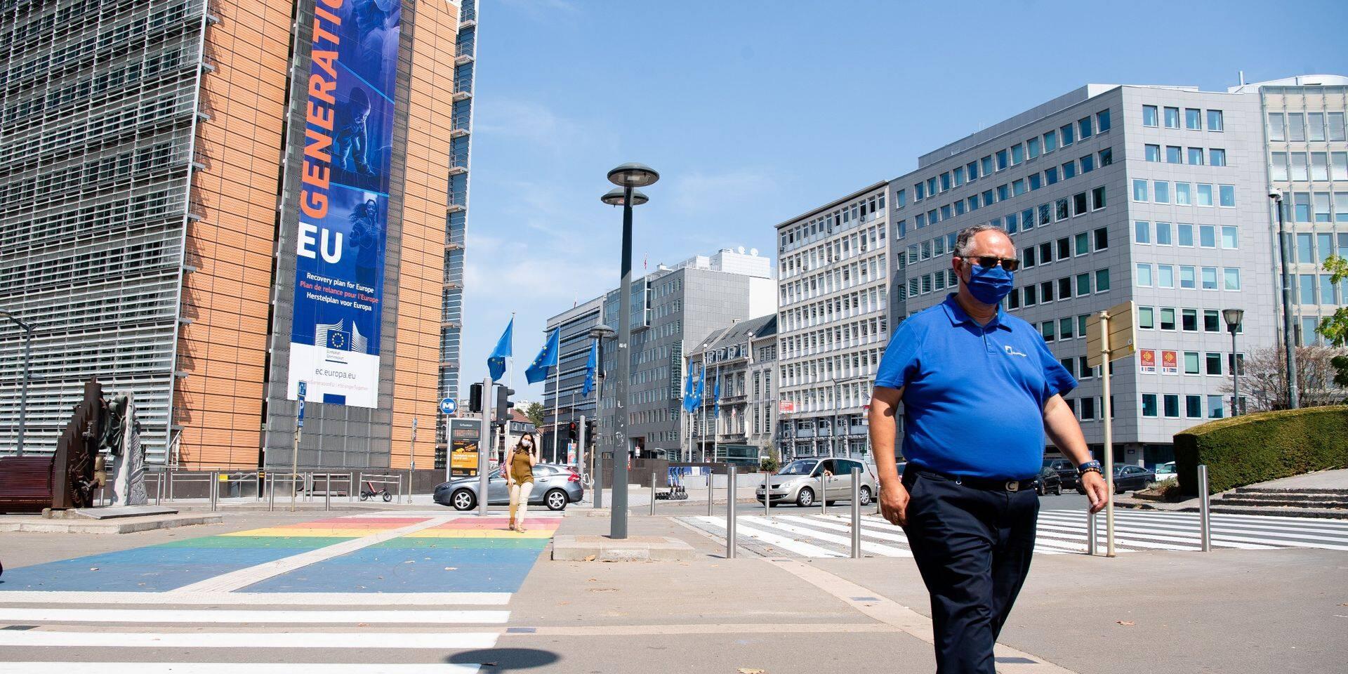 L'Allemagne place Bruxelles dans les zones à risques