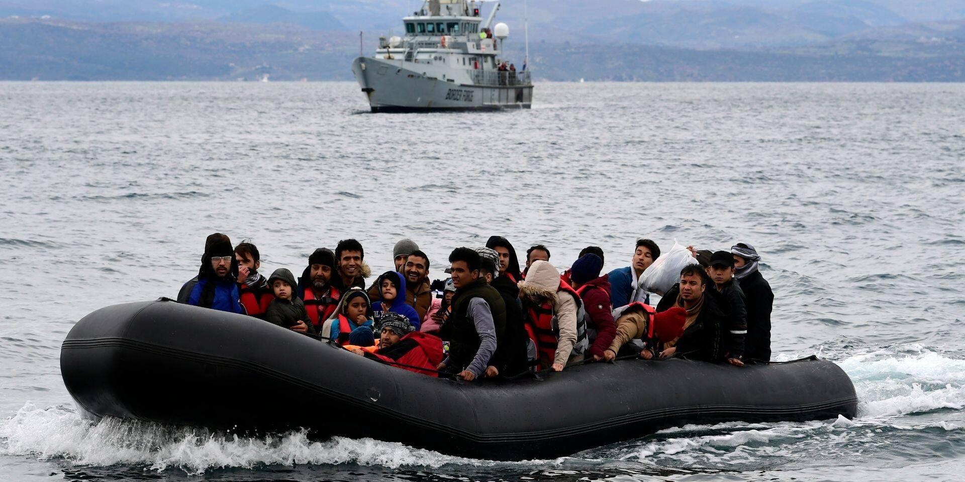 """Protection des migrants en Méditerranée: """"Il est urgent d'agir"""", alerte le Conseil de l'Europe"""