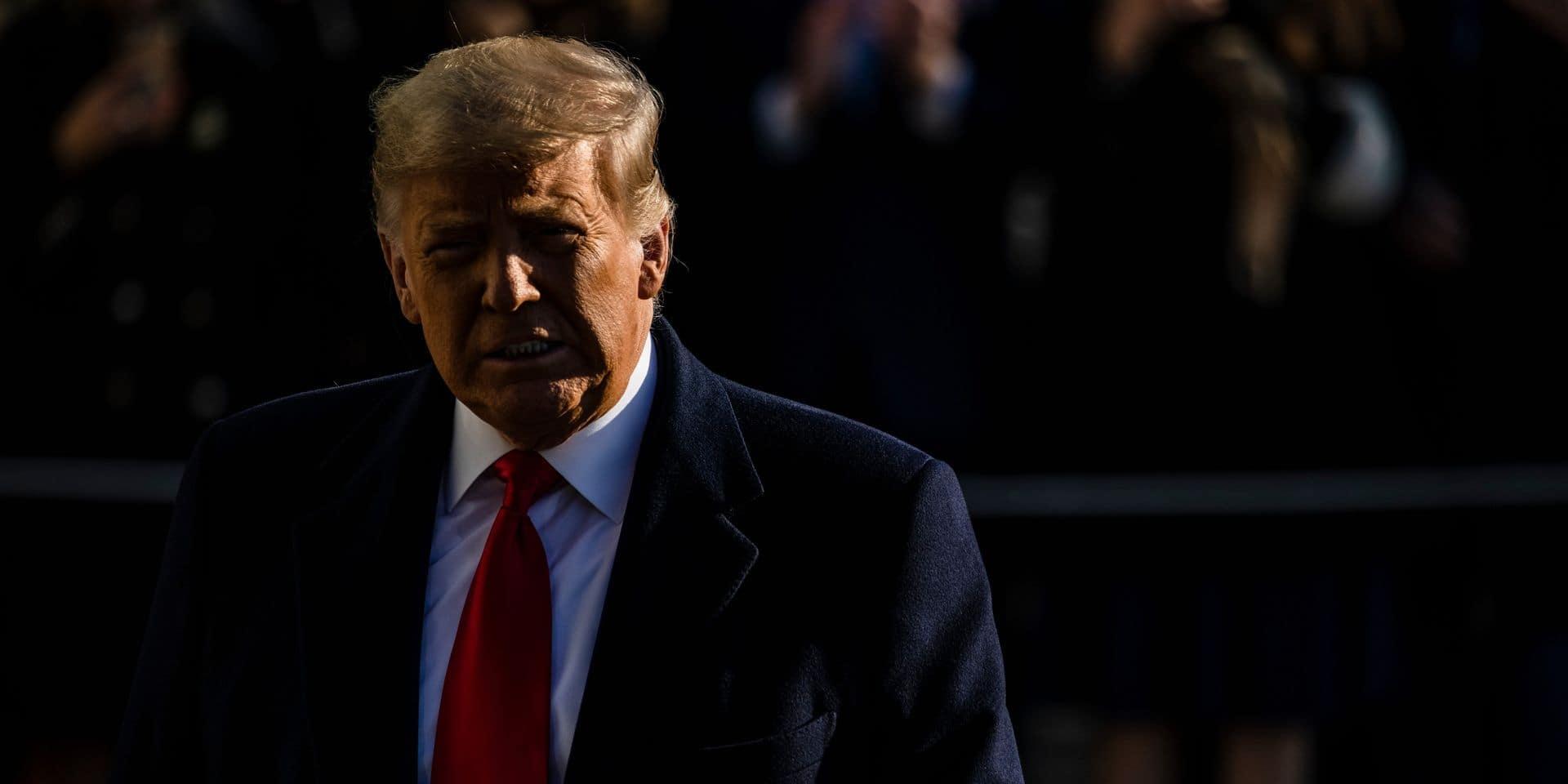 Procédure de destitution de Donald Trump : une commission réunie autour du 25e amendement