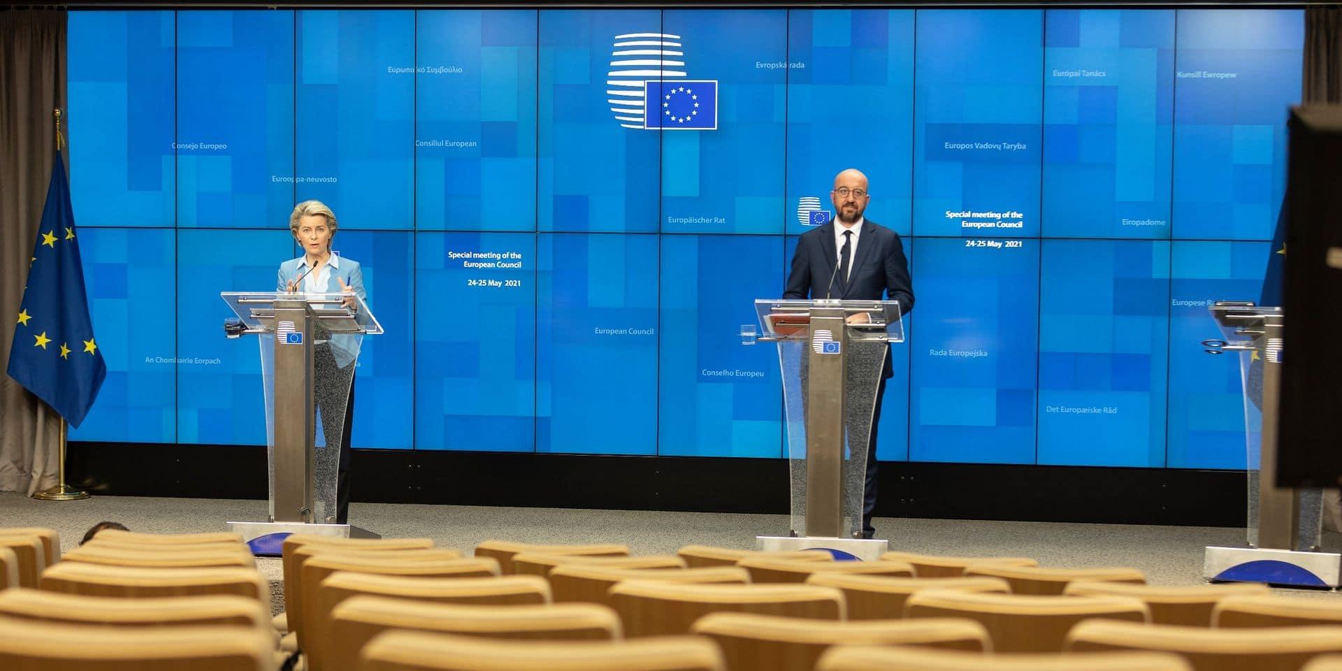 """L'UE prévoit jusqu'à 3 milliards d'euros d'aide à un """"futur Bélarus démocratique"""""""