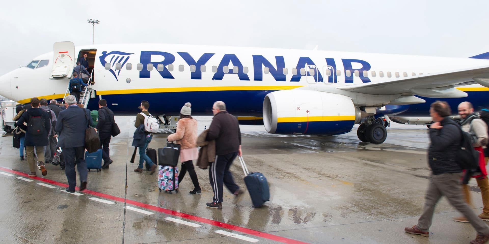 """""""La direction de Ryanair fait preuve de mauvaise foi"""""""