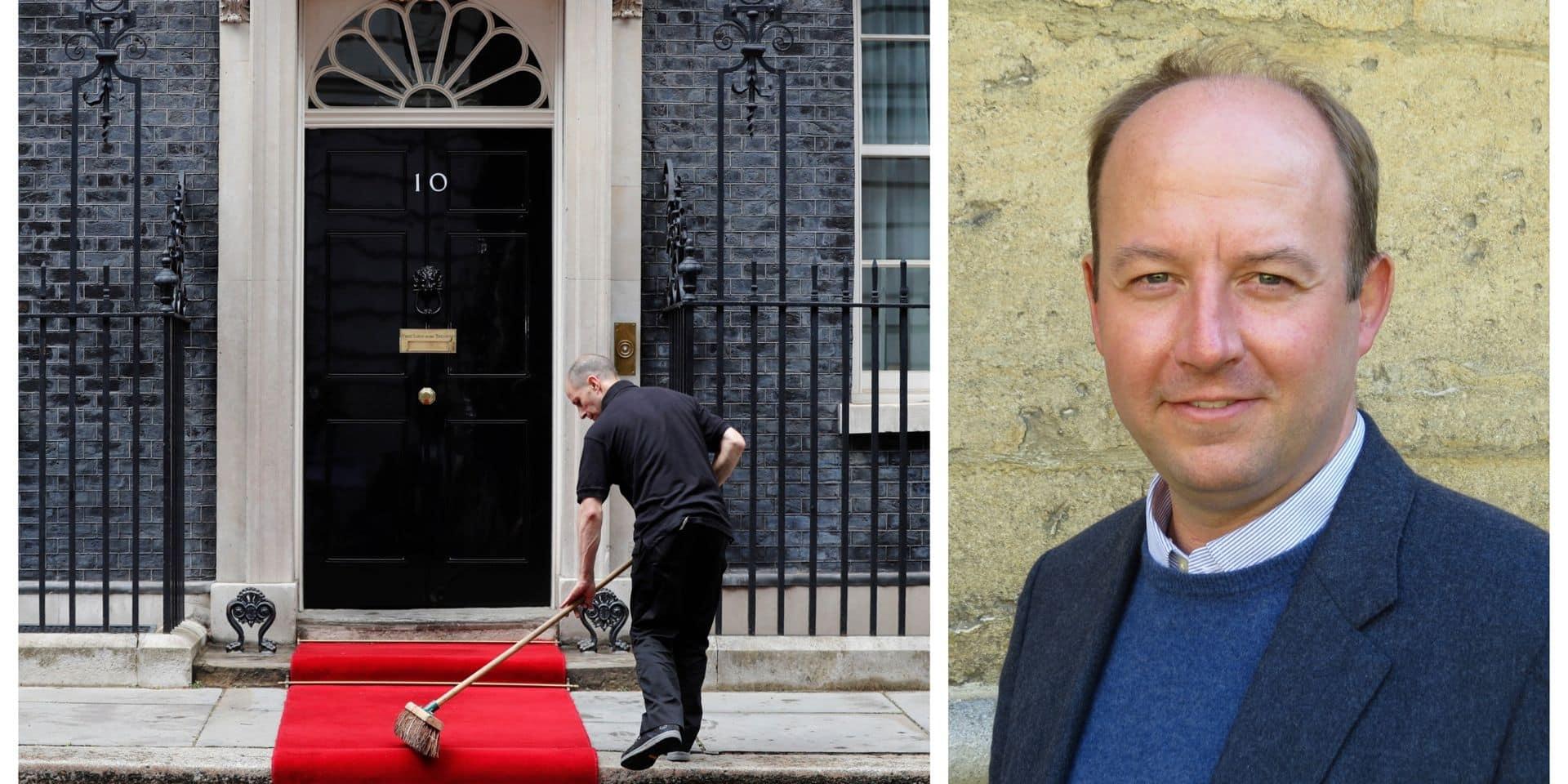"""Nick Timothy, ancien conseiller de Theresa May: """"L'immense majorité du pays a rejeté les croyances libertaires de Boris Johnson"""""""