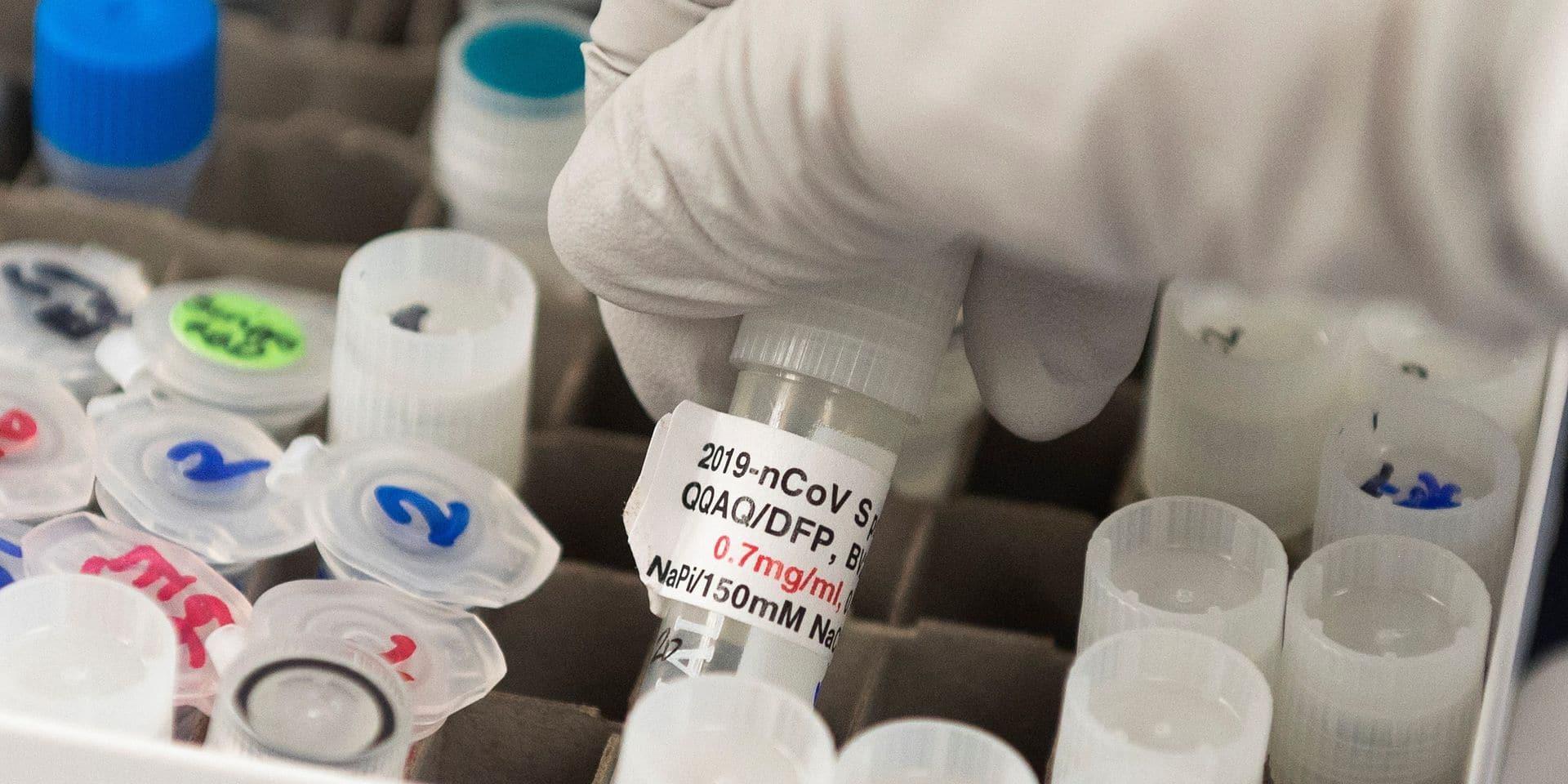 Novavax teste un vaccin unique combattant à la fois la grippe et le Covid-19