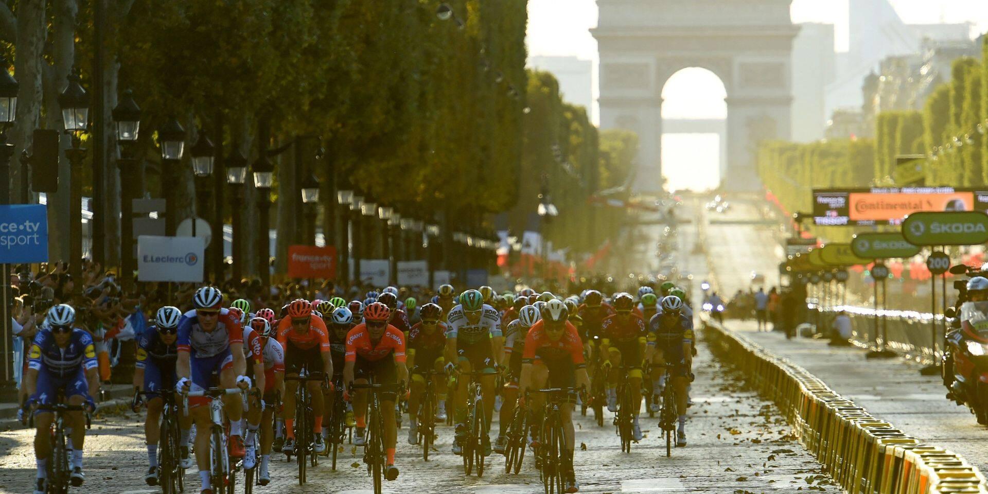 Coronavirus: le Tour de France pourrait être maintenu aux dates prévues