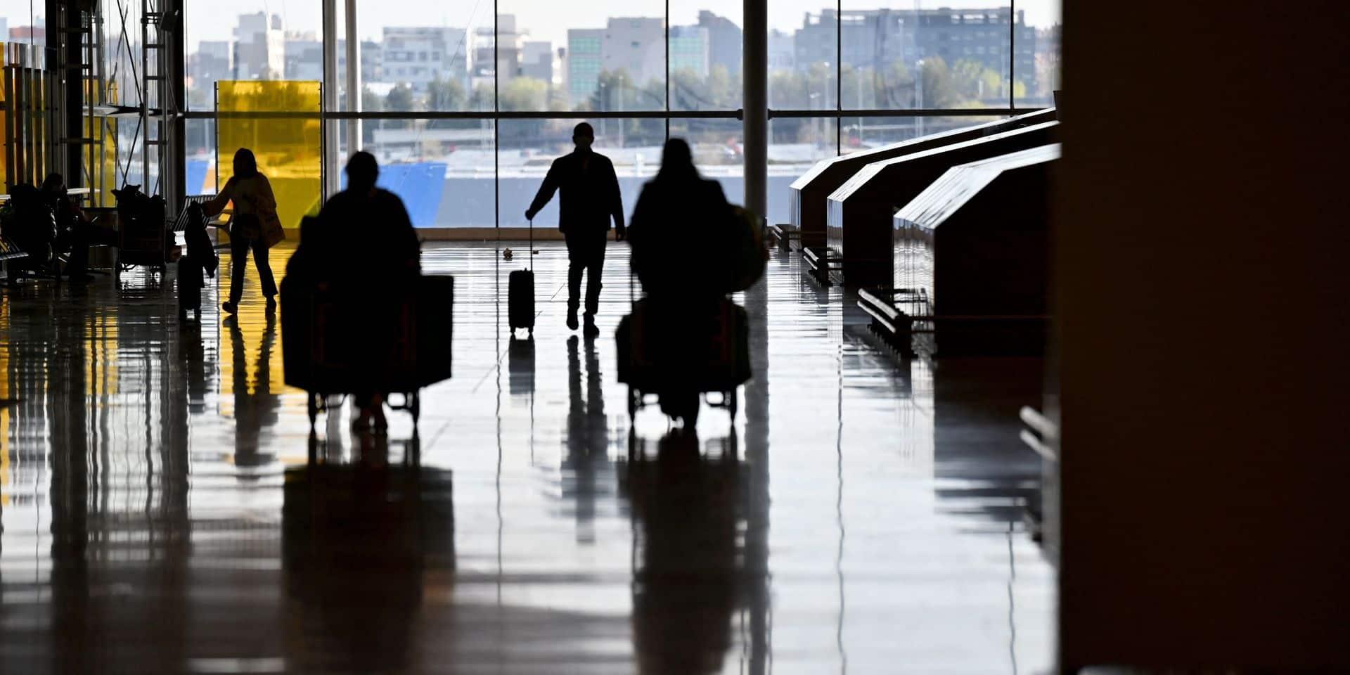 Voyages de et vers le Brésil: pas de mesures particulières en Belgique en dépit du variant