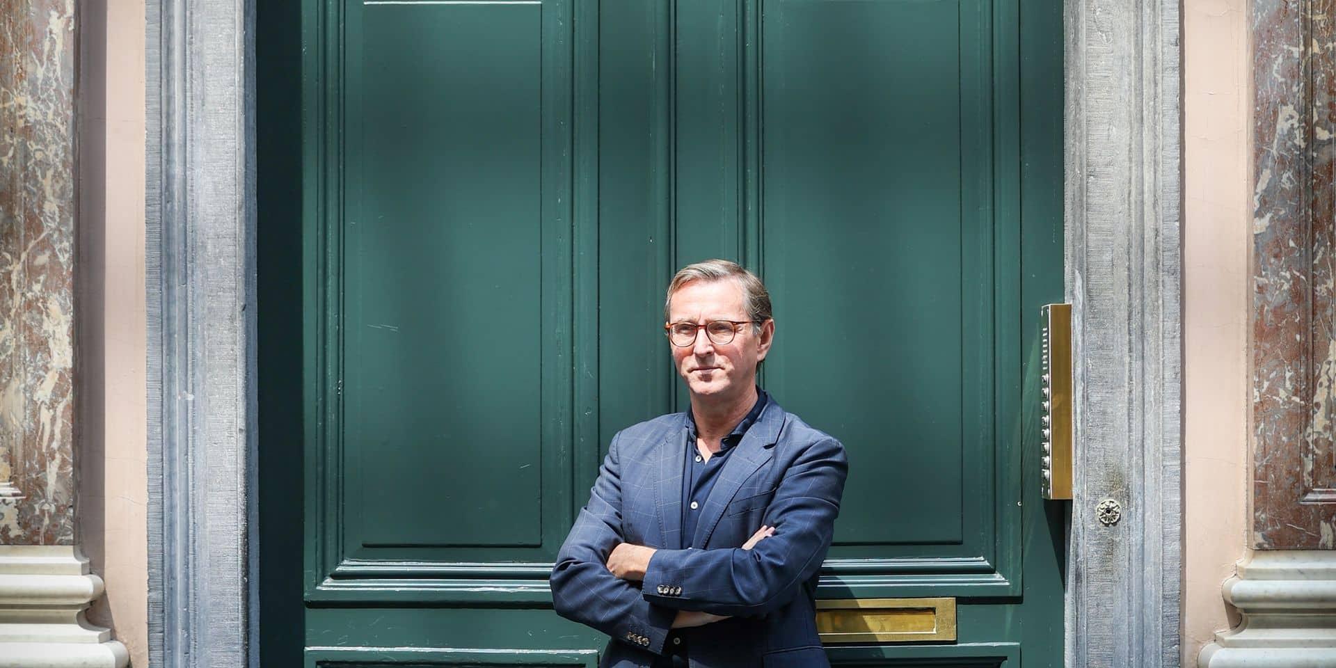 """Peter De Caluwe (La Monnaie) : """"Réinventer les projets, imaginer, tenir…"""""""