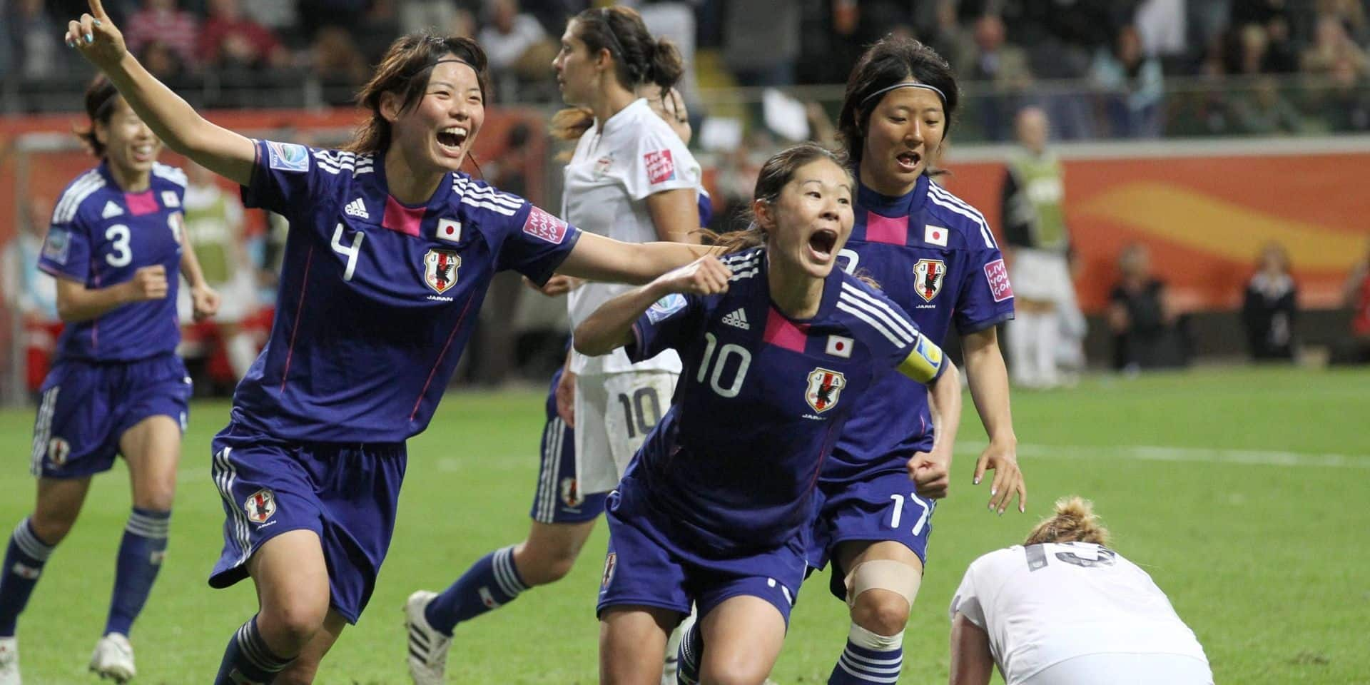 Foot: une internationale japonaise signe pour une équipe masculine amateur