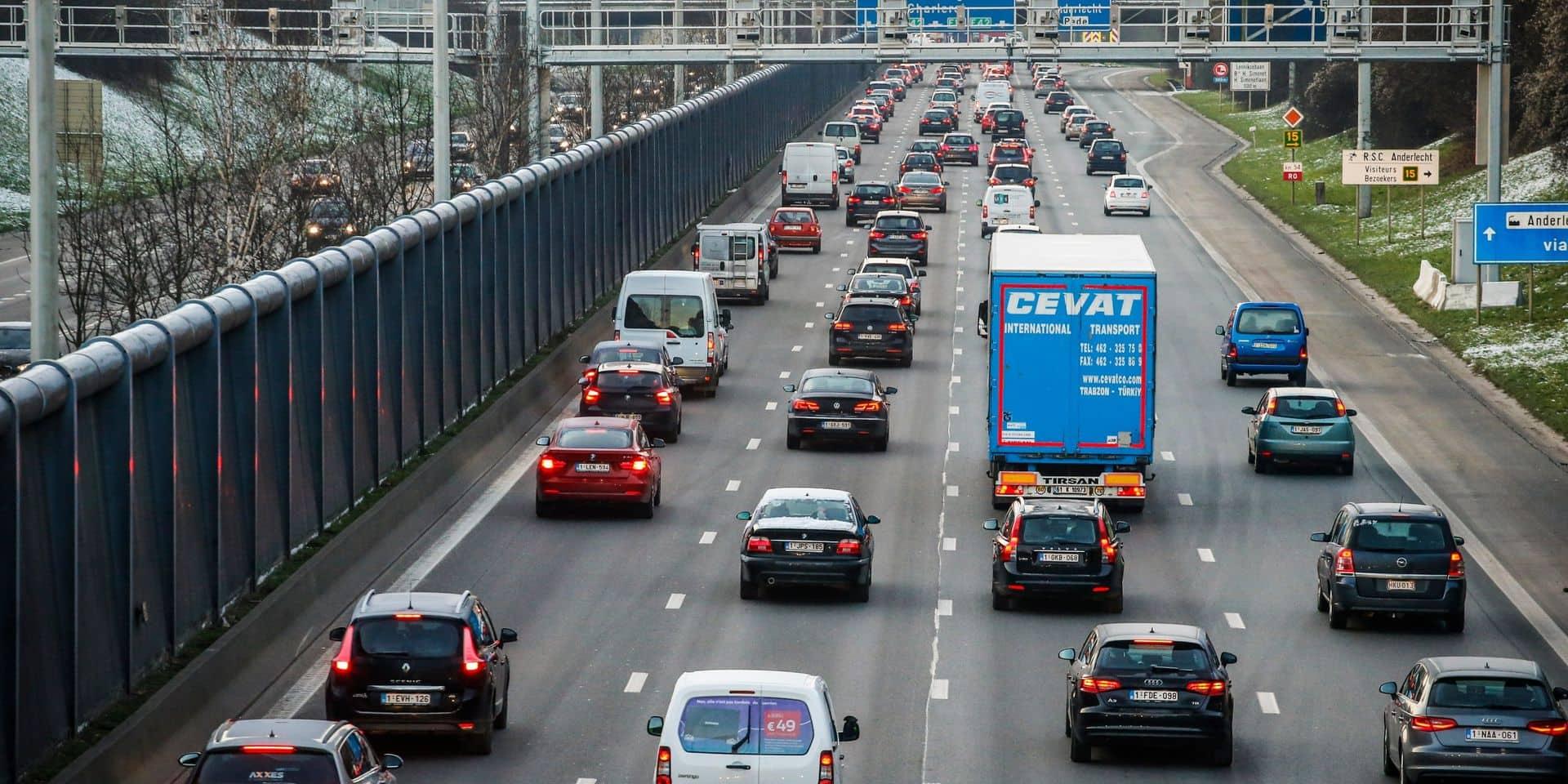 Accident mortel sur le ring de Bruxelles: la victime est un chauffeur néerlandais