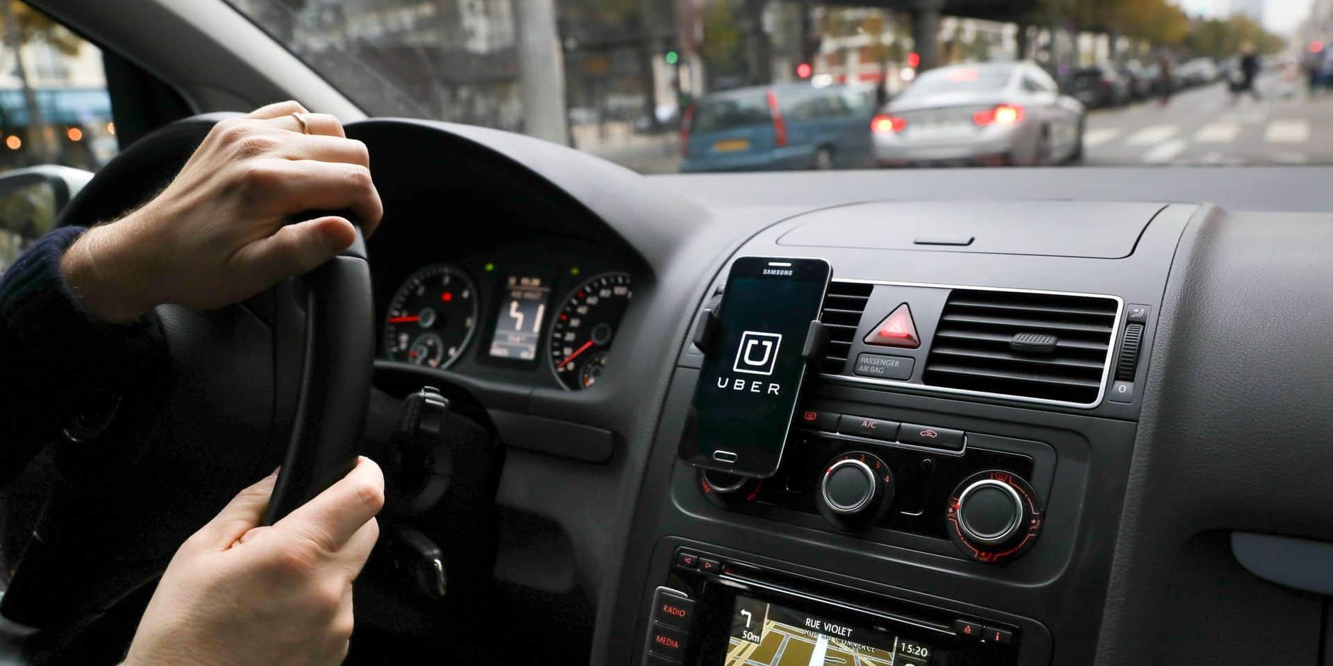 SoftBank Group revend pour 2 milliards de dollars d'actions Uber