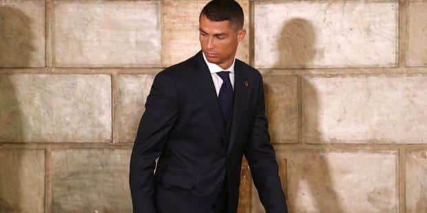 Le Real aurait fixé le prix de Cristiano Ronaldo qui est sur le départ - La Libre