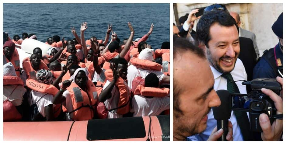 La France accueillera bien des migrants de l'Aquarius