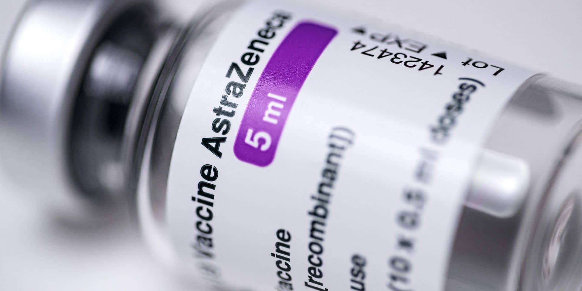 Voici la liste des pays qui ont suspendu les injections de vaccin AstraZeneca