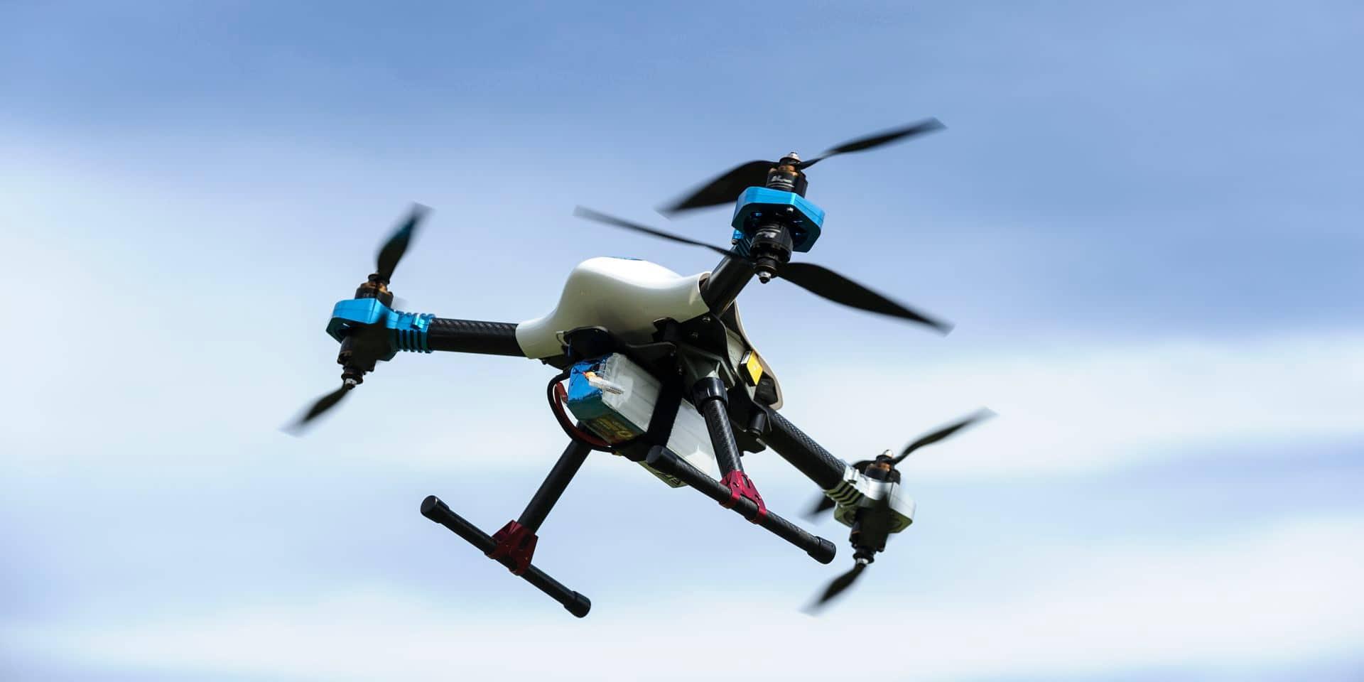 ALX Systems, start-up liégeoise, lève 1 million d'euros pour rendre les drones autonomes