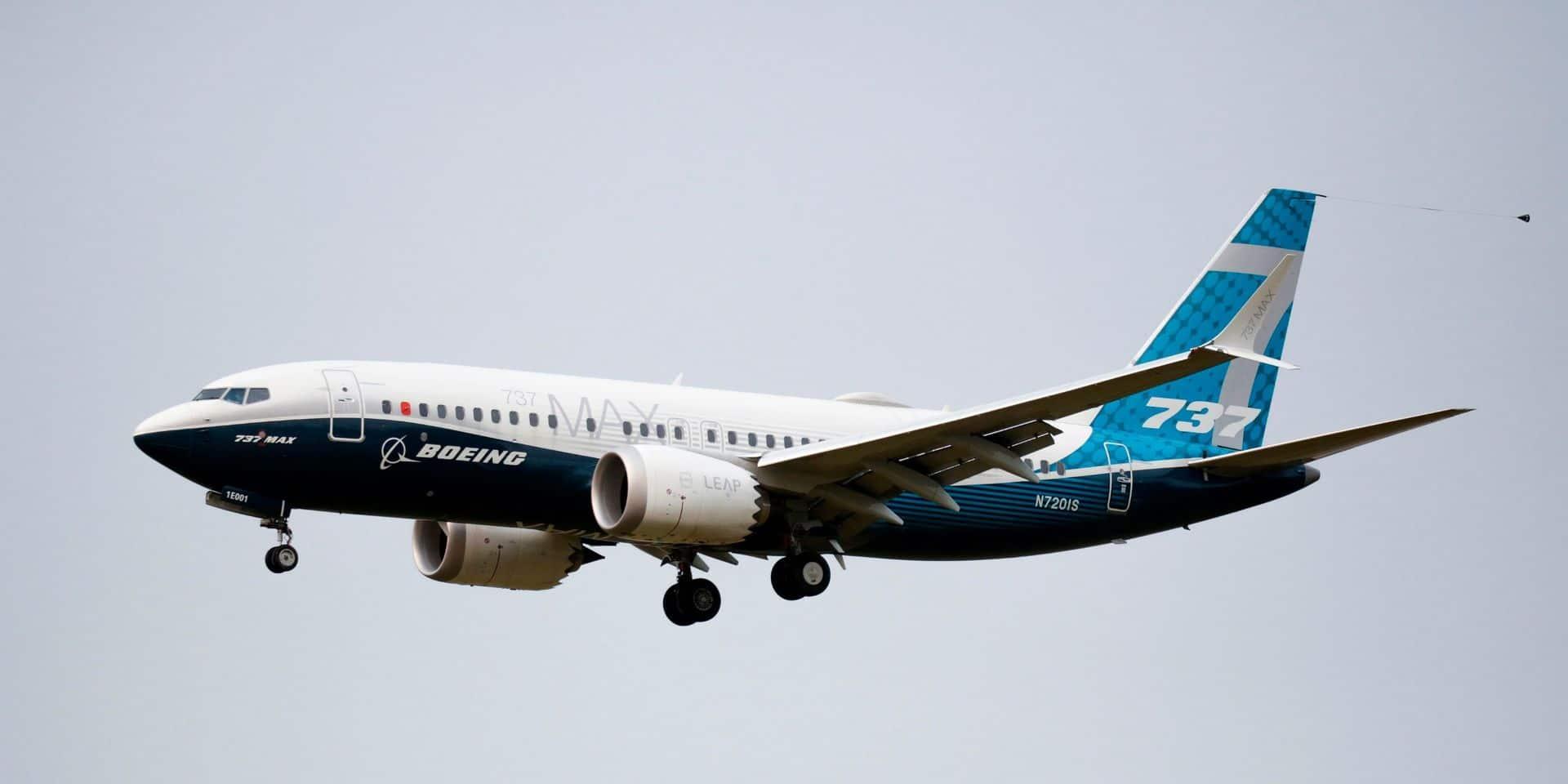 De nouvelles annulations pour le Boeing 737 MAX, proche de son retour dans le ciel