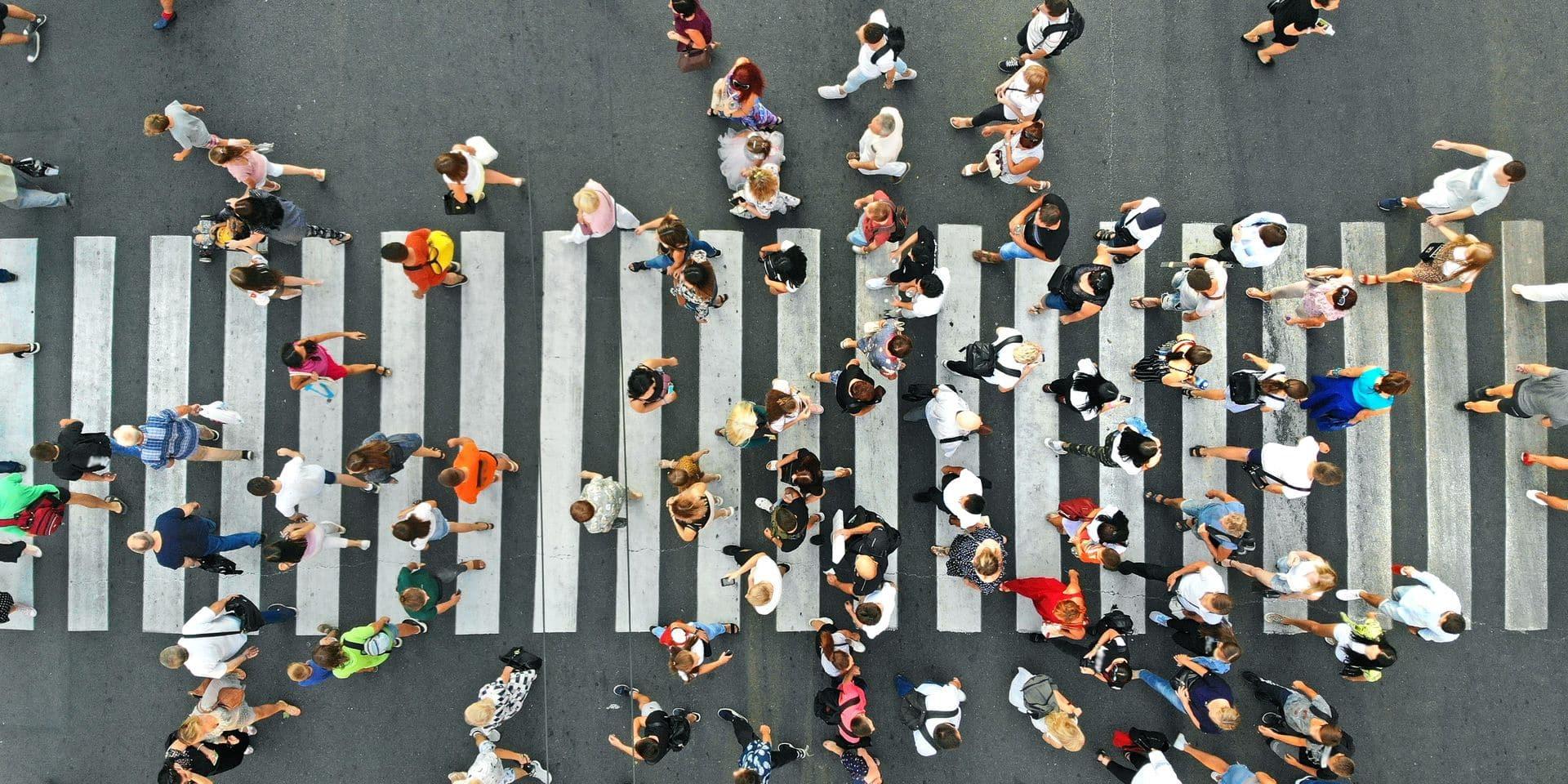 Pour la première fois en un quart de siècle, la population bruxelloise aurait diminué