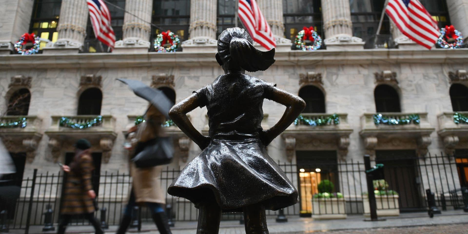 Les principaux indices évoluaient en ordre dispersé à Wall Street