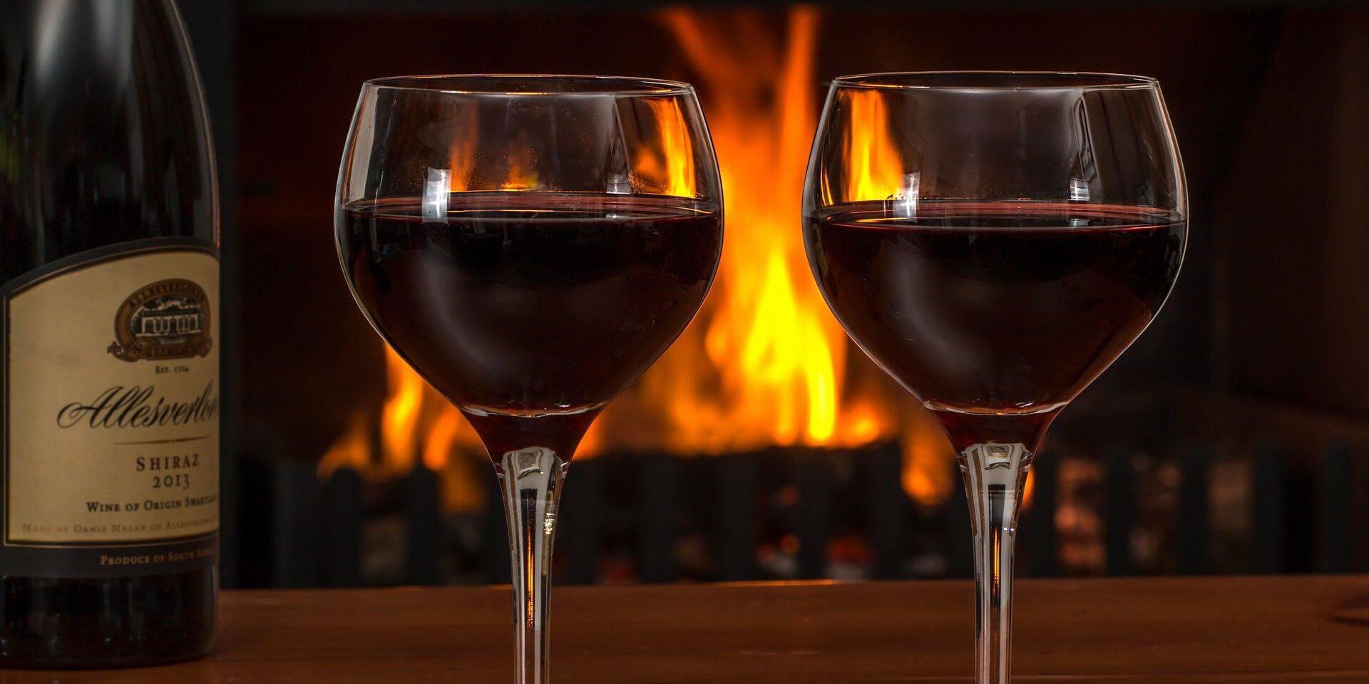 """""""Amis, il faut faire une pause..."""", et célébrer le vin comme l'opéra le fait si bien"""