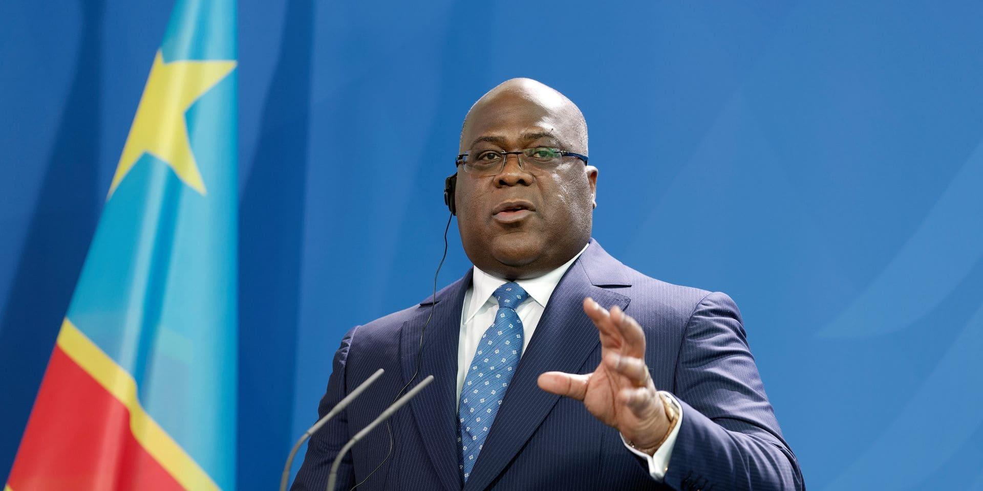 """RDC: le président proclame """"l'état de siège"""" dans deux provinces touchées par la violence"""