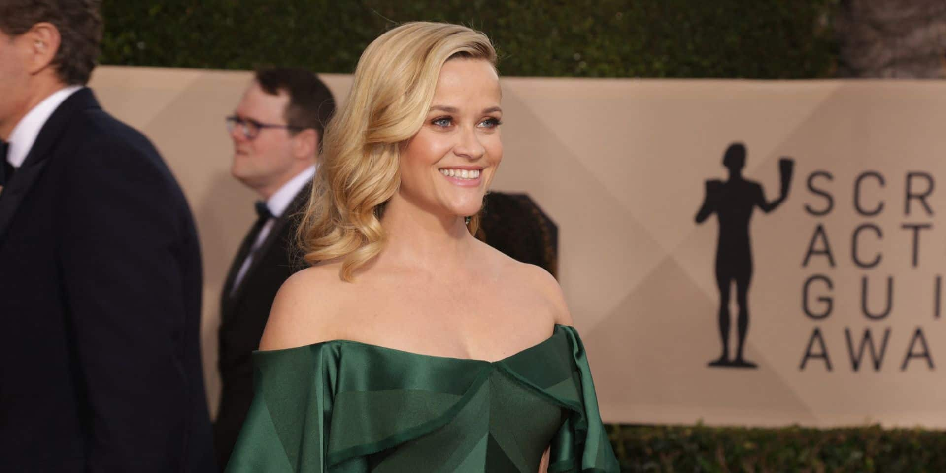 Reese Witherspoon sera présente.