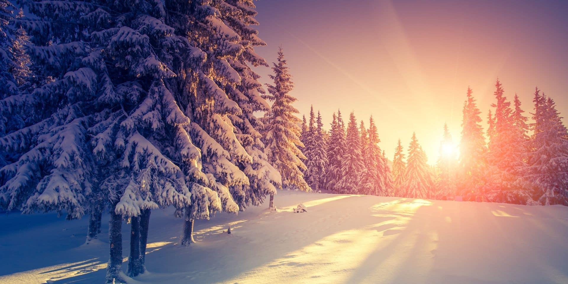 Météo: un temps toujours froid mais ensoleillé partout, le dégel prévu dimanche