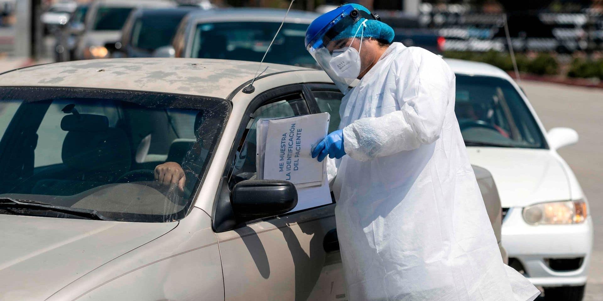 Coronavirus: la Californie devient l'Etat américain le plus touché