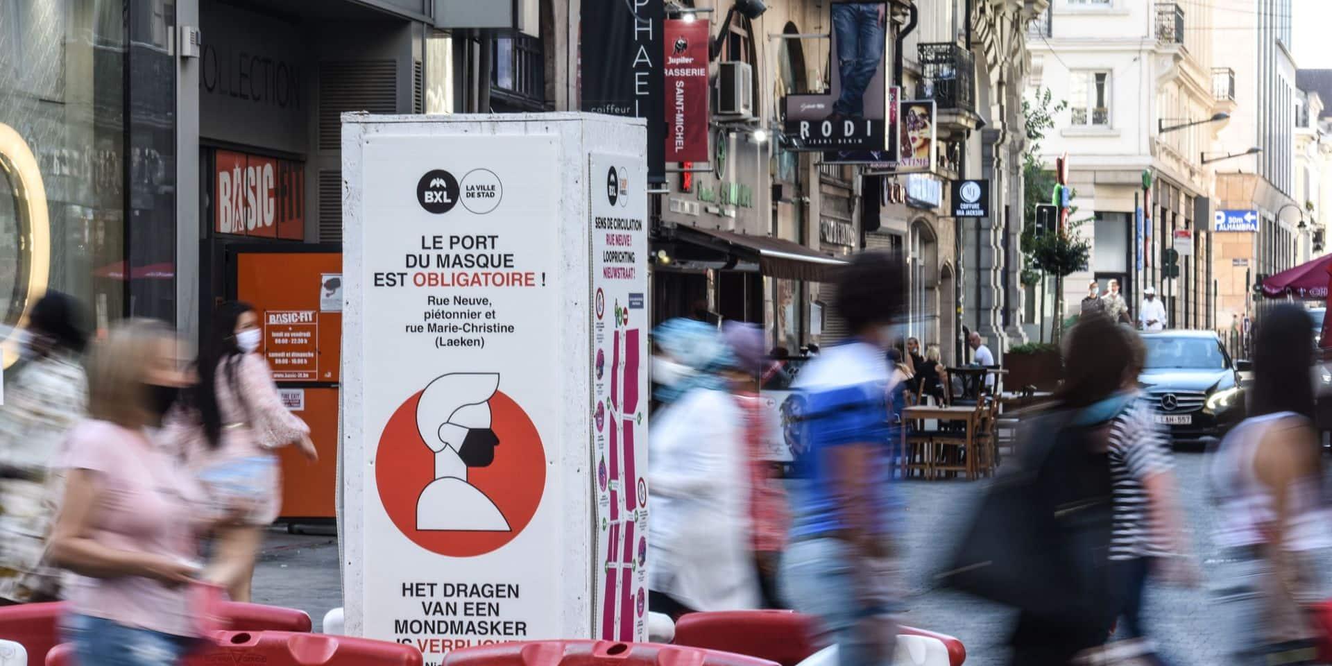 Horeca, école, travail : où attrape-t-on le coronavirus en Belgique ?