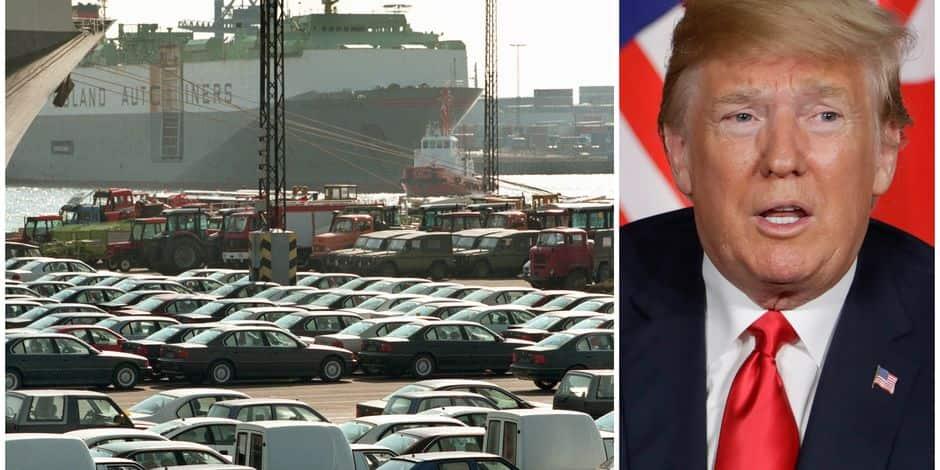 L'Europe taxe des produits américains, Trump menace à nouveau — Guerre commerciale