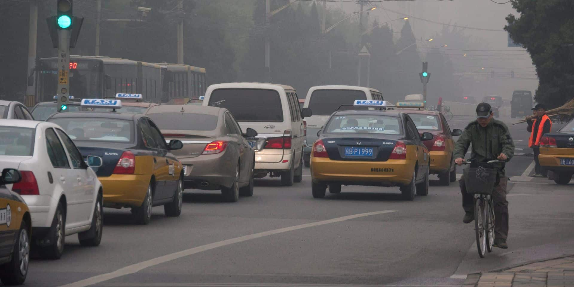 La baisse des émissions dues au Covid-19 n'aura aucun effet sur le climat