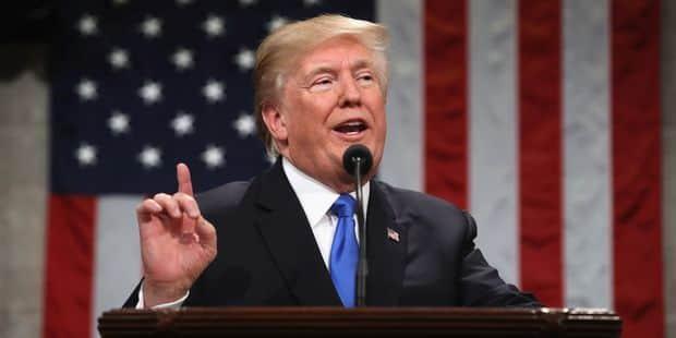 Washington confirme taxer 50 milliards de dollars de produits chinois - La Libre