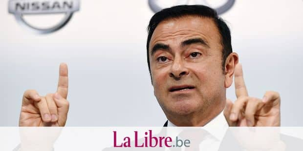 (FILES) This file photo taken on May 13, 2015 shows Nissan Motors chairman and CEO Carlos Ghosn speaking during the company's financial results press conference in Yokohama. - Japanese prosecutors were expected to arrest Carlos Ghosn, head of the Renault-Nissan-Mitsubishi alliance, on suspicion of false income reports, local media reported on November 19, 2018. (Photo by Toshifumi KITAMURA / AFP)