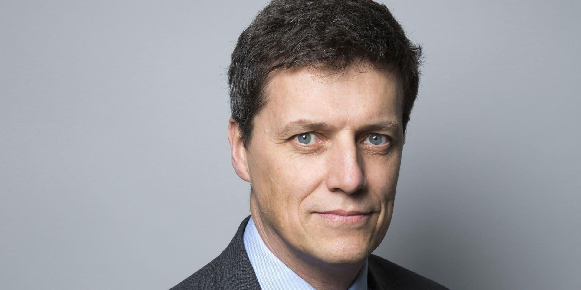 Antoine de Saint-Affrique nommé directeur général de Danone