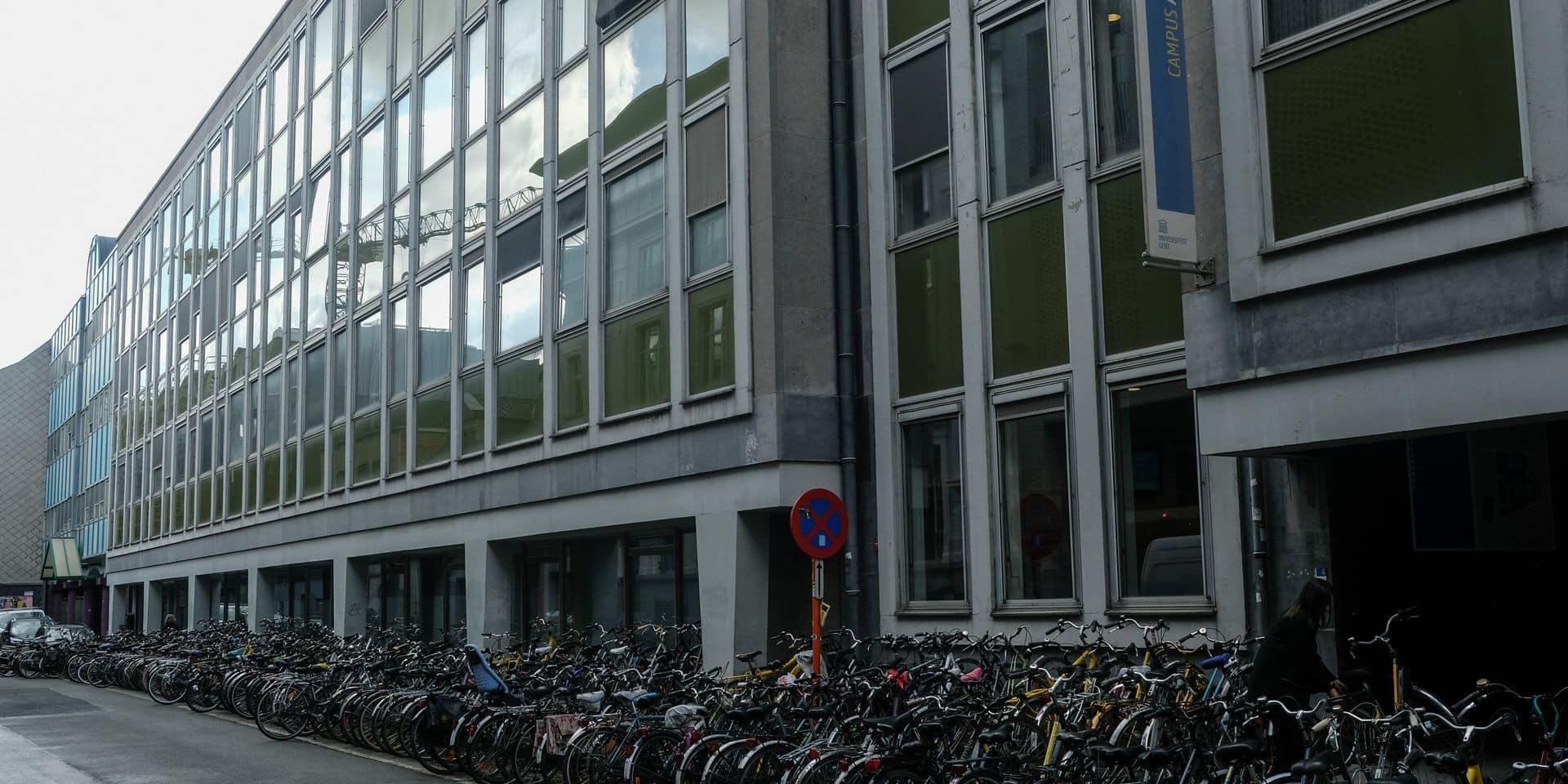 Universiteit Gent Campus Aula Gand 02 Octobre 2018