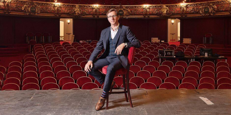 """De Caluwe (La Monnaie) : """"Je pense que l'opéra pertinent aujourd'hui est plutôt dans le nord de l'Europe"""" - La Libre"""