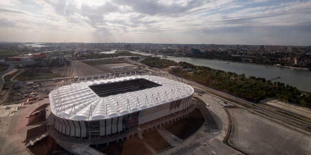 Rostov ou Rostov? Des supporters confondent ces deux villes et se retrouvent à 1.300 km du stade - La Libre