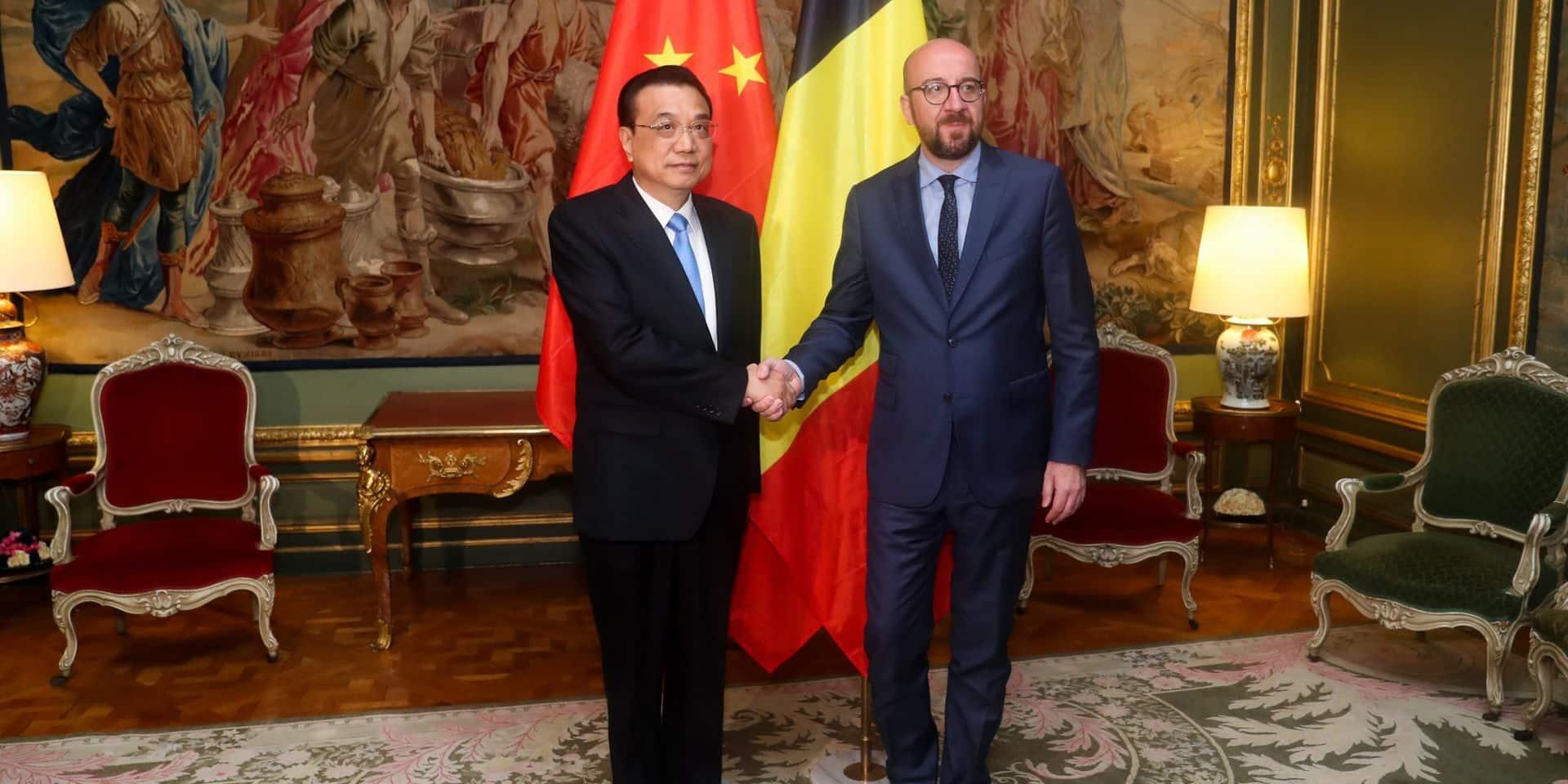 La Belgique a adopté un traité d'extradition controversé avec la Chine